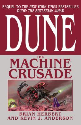 Dune: The Machine Crusade Cover Image