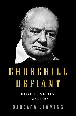 Churchill Defiant Cover