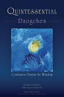 Quintessential Dzogchen Cover