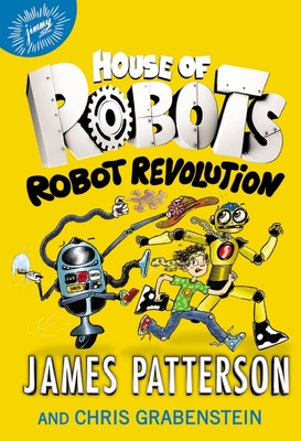 House of Robots: Robot Revolution Cover Image