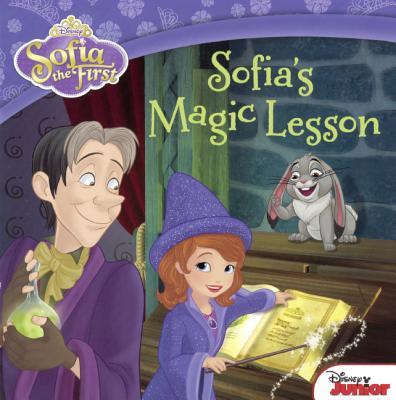 Sofia's Magic Lesson Cover Image
