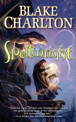 Spellwright (The Spellwright Trilogy #1) Cover Image