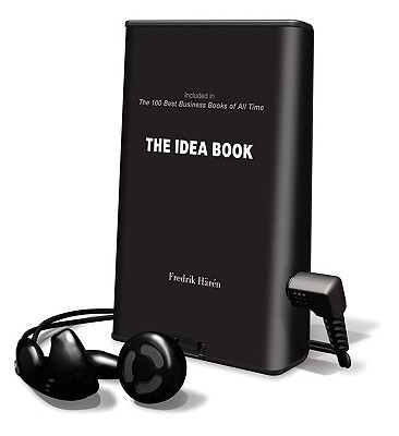 The Idea Book (Playaway Adult Nonfiction) Cover Image