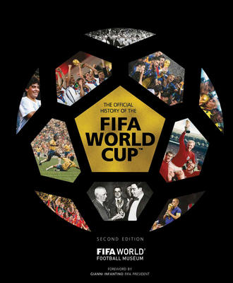 The Official History of the Fifa World Cup(tm) Cover Image