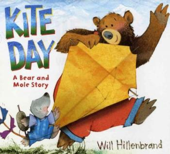 Kite Day: A Bear and Mole Story Cover Image