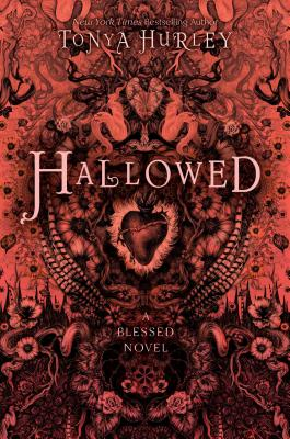 Hallowed: A Blessed Novel Cover Image