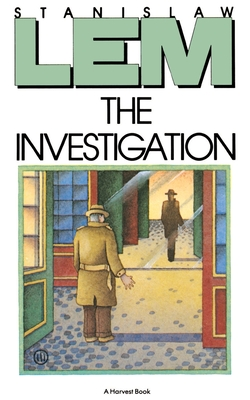 The Investigation Cover