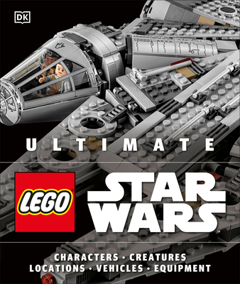 Ultimate LEGO Star Wars Cover Image