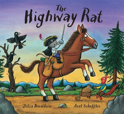 The Highway Rat Cover