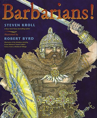 Barbarians! Cover