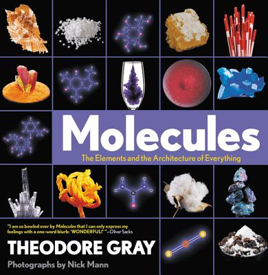 Molecules: The Elements and the Architecture of Everything Cover Image