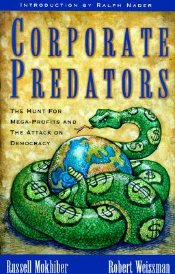 Corporate Predators Cover