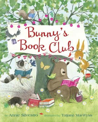 Bunny's Book Club Cover