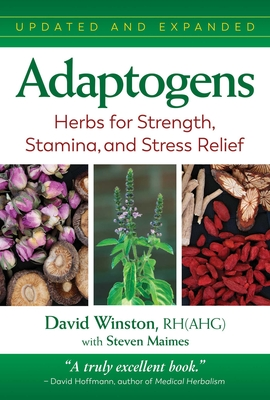 Adaptogens: Herbs for Strength, Stamina, and Stress Relief Cover Image