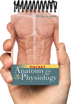 Pocket Anatomy and Physiology Cover Image