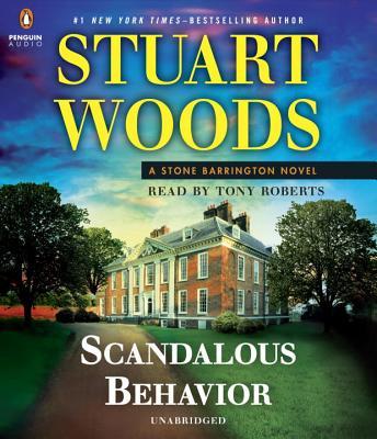 Scandalous Behavior (A Stone Barrington Novel #36) Cover Image