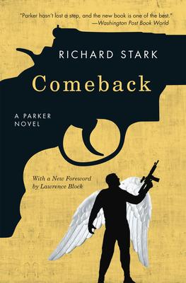 Comeback: A Parker Novel (Parker Novels) Cover Image