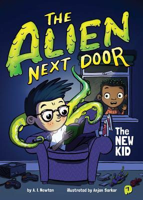 The Alien Next Door 1: The New Kid Cover Image