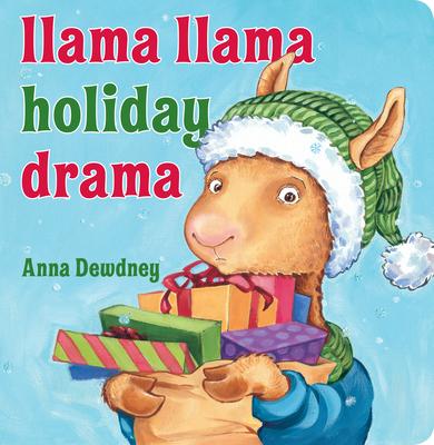 Cover for Llama Llama Holiday Drama