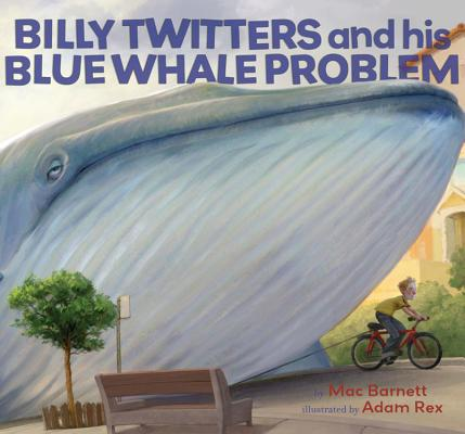 Billy Twitters and His Blue Whale Problem Cover Image