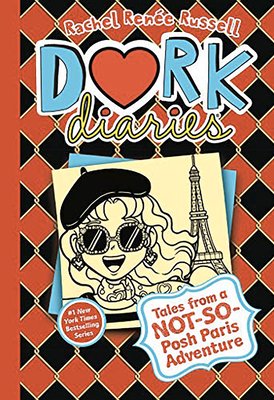 Tales from a Not-So-Posh Paris Adventure (Dork Diaries #15) Cover Image