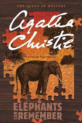 Elephants Can Remember (Hercule Poirot Mysteries) Cover Image