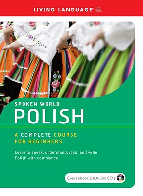 Polish: A Complete Course for Beginners [With Paperback Book] Cover Image