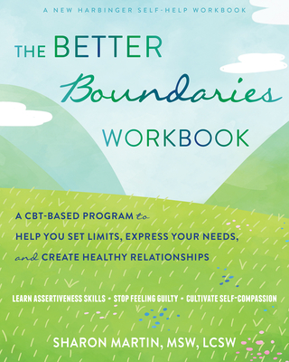 Cover for The Better Boundaries Workbook