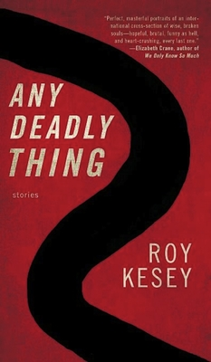 Any Deadly Thing Cover
