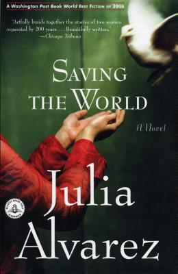 Saving the World Cover