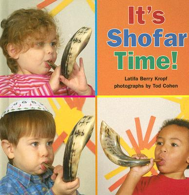 It's Shofar Time Cover
