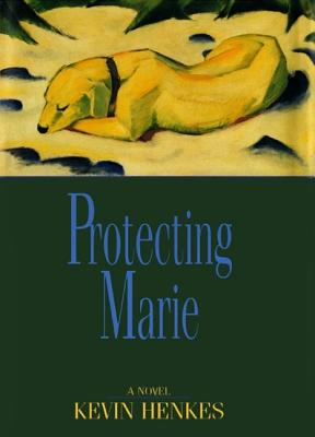 Protecting Marie Cover