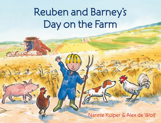 Reuben and Barney's Day on the Farm Cover