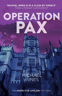 Operation Pax: An Inspector Appleby Mystery (Inspector Appleby Mysteries #12) Cover Image