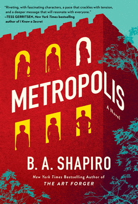 Cover for Metropolis