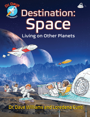 Destination: Space Cover Image