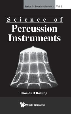 Science of Percussion Instruments (Popular Science #3) Cover Image