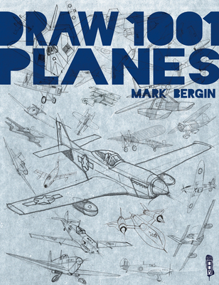 Cover for Draw 1001 Planes, 1