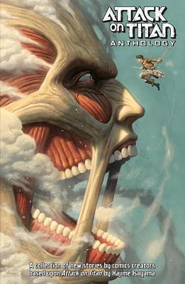 Attack on Titan Anthology cover image