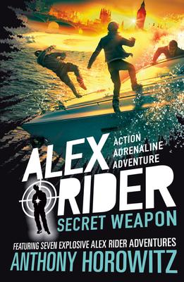 Secret Weapon (Alex Rider) Cover Image
