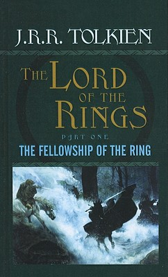 The Fellowship of the Ring (Lord of the Rings #1) Cover Image