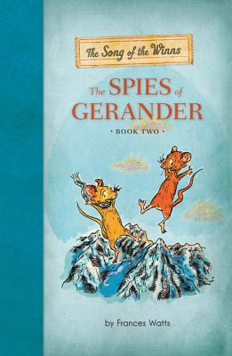 The Spies of Gerander Cover