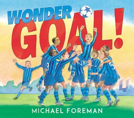 Wonder Goal! Cover Image