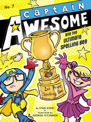 Captain Awesome and the Ultimate Spelling Bee Cover Image