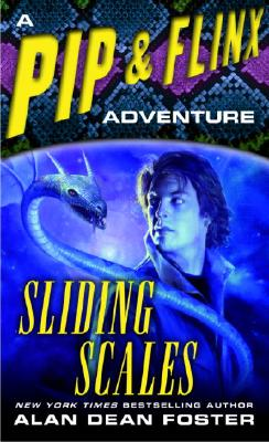 Sliding Scales: A Pip & Flinx Adventure Cover Image