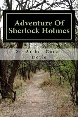 Adventure Of Sherlock Holmes Cover Image