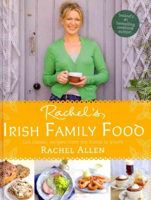 Rachel's Irish Family Food Cover