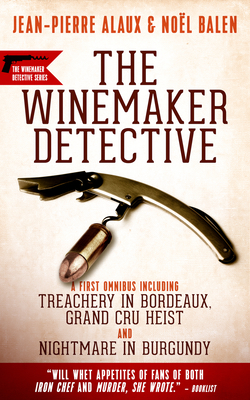 Cover for Winemaker Detective Mysteries