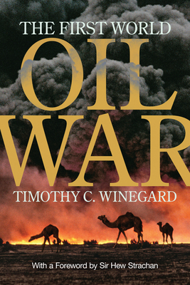 The First World Oil War Cover Image