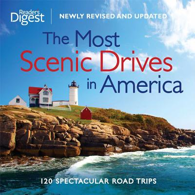 The Most Scenic Drives in America Cover